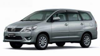 Toyota Innova facelift launched in Malaysia, Borneo