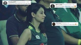Asia Cup 2018, India vs Pakistan 5th ODI: When a Pakistani Girl Became The New Crush of Indian Fans After Rohit Sharma's Team Beat Pakistan by 8 Wickets -- PICS