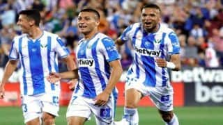 Leganes vs Barcelona La Liga 2018; Leganes Win 2-1 to Notch First-Ever Victory Over Spanish Giants