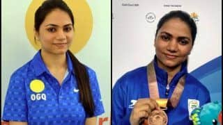 ISSF World Championship: Anjum Moudgil And Apurvi Chandela Secure Quota Places For 2020 Olympics in Women's 10m Air Rifle Event
