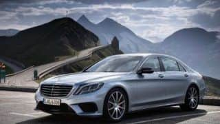 Mercedes-Benz S63AMG Sedan Launching Tomorrow: Get expected price, features and specification