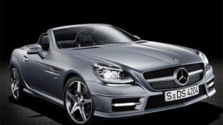 Mercedes Benz SLK 350 to launch next week