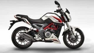 Benelli TNT 25 to be Launched in India: DSK Benelli plans to launch TNT 25 by October 2015