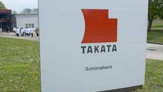 Toyota and Nissan to recall over 3 million cars with Takata airbags