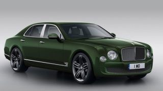 Bentley to showcase Mulsanne LeMans Limited Edition at Pebble Beach