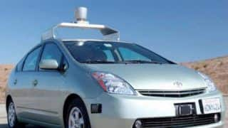 Google gets license for self-driving car in US