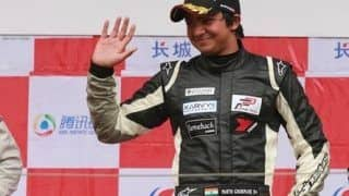 Parth Ghorpade takes win in 3rd race at round 3 of Formula Pilota championship 2012