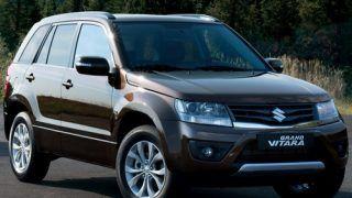 Updated Suzuki Grand Vitara launched in UK
