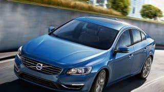 Volvo S60 T6 Petrol launched in India: Price, Specifications and Features of S60 sedan