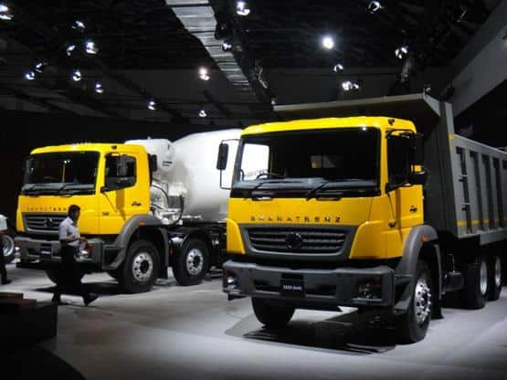 Daimler India To Launch Cleaner Trucks And Busses From September