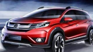 Honda BR-V (Brio SUV) bookings to open at Indonesia Motor Show