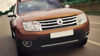 Renault 2015 Duster Launched: Price in India starts at INR 8.30 lakh for new generation Duster