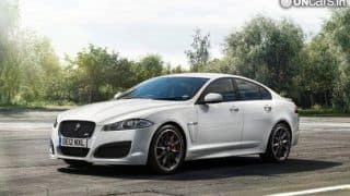 Jaguar adds more spice to the XFR sports saloon; reveals Speed Pack edition