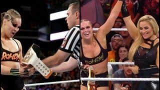 WWE Star Ronda Rousey Wows Hell in a Cell Fans With THIS Tiny Gesture After Clash With Alexa Bliss: 'She is a Natural' -- WATCH