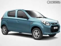 New Maruti Alto 800 diesel India launch in December, 2015: to get Celerio 800cc diesel engine