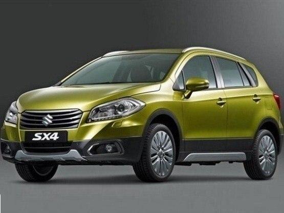 Maruti Suzuki S-Cross website goes live: launch in July