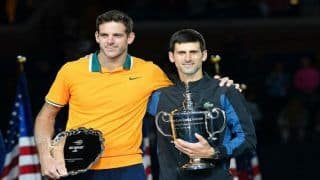 Novak Djokovic Defeats Juan Martin Del Potro to Win Third US Open Title