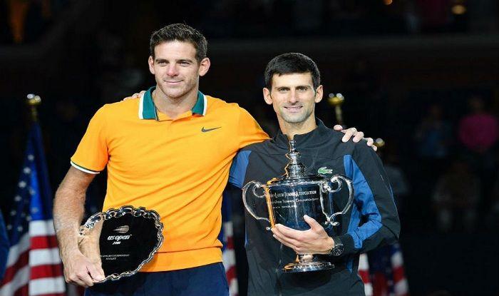 Novak Djokovic Defeats Juan Martin