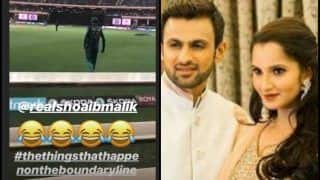 Sania Mirza Teases Husband Shoaib Malik on Being Called 'Jiju, Jiju' Indian Fans During Asia Cup 2018
