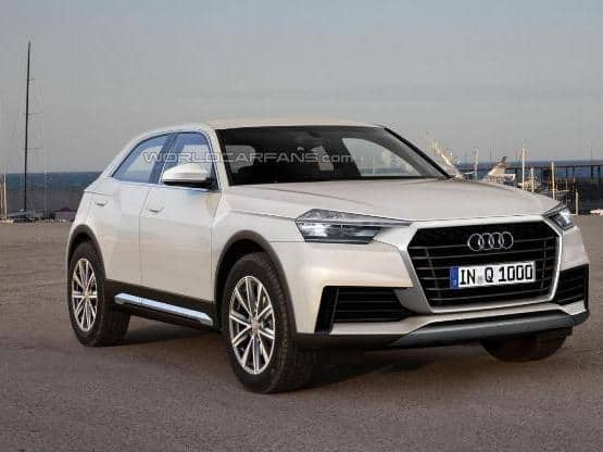 2016 Audi Q8 >> Audi Q1 Suv To Go On Sale In 2016 Q8 Suv Confirmed News