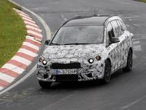 Video Scoop: BMW 1-series GT caught testing on the Nurburgring