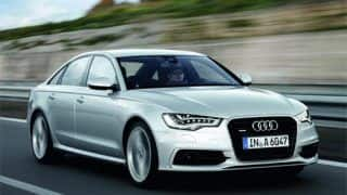 Audi launches 2011 A6