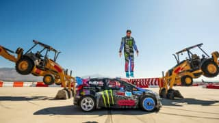 Ken Block's Gymkhana SIX out today!