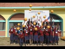 Chevrolet India celebrates Children's day