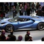 Ford Cars in Detroit Auto Show 2015: Ford unveils the new GT, Shelby 350R Mustang and Raptor at Detroit
