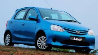 Toyota to export Etios to South Africa