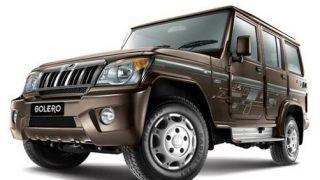 Mahindra Bolero becomes India's highest selling SUV again