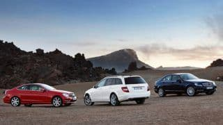 Mercedes Benz launches refreshed C-Class 'Edition C' range