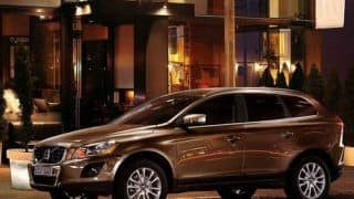 2012 Volvo XC60 launched