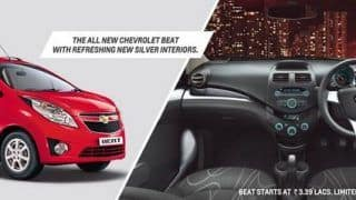 GM India revises Chevrolet Beat with minor tweaks
