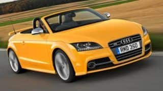 Audi celebrates 5 lakh TT sales with Limited Edition TTS