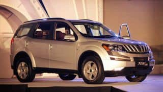 Mahindra XUV500 secures 5,900 bookings in two days