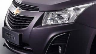 General Motors might launch Chevrolet Cruze facelift next month