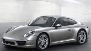Porsche India launches 2013 911 Carrera and Boxster S