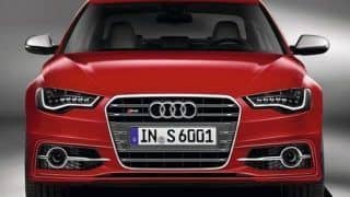 High-performance Audi S6 to launch in India on July 12, 2013