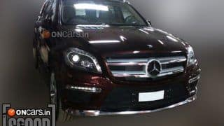 Scoop: 2013 Mercedes Benz GL-class starts traveling to dealerships; model and availability details revealed