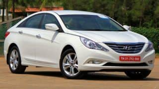2012 Hyundai Sonata fluidic launched in India