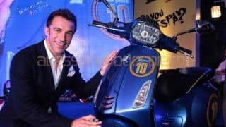 Piaggio ropes in Alessandro Del Piero as the global brand ambassador for Vespa