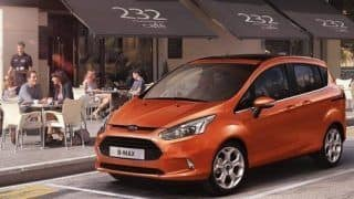 Official - Ford B-Max to be launched in Europe in September 2012