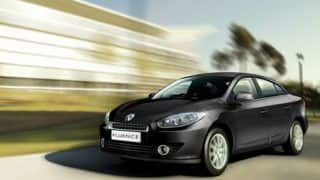 Renault aims to sell 1800 Fluence sedans in India