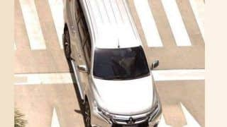 Mitsubishi Pajero Sport 2016 spotted without camouflage: Get latest pictures and specifications
