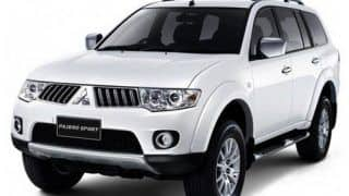 Mitsubishi Pajero Sport price slashed by Rs 1.87 lakh