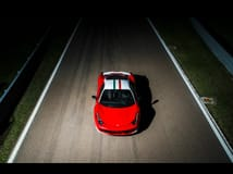 Ferrari builds a bespoke 458 for a Niki Lauda fan