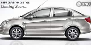 Chevrolet Sail sedan coming soon, says Chevrolet India's website
