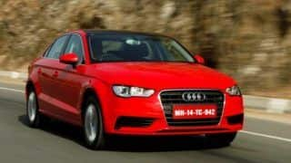 Audi India Titled World Car of the Year: Audi A3 Sedan wins coveted accolades from prestigious media houses