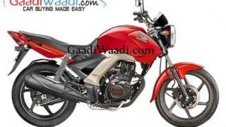 Honda to launch new 150 cc motorcycle in India: To be christened as CBX